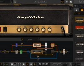 IK Multimedia AmpliTube 5 MAX v5.0.3 (Mac OS X)