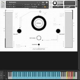 Iam Lamprey – Achromic for Kontakt and NEAT Player