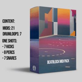 KLAYBEATZ BeatBlock MIDI PACK Vol 1