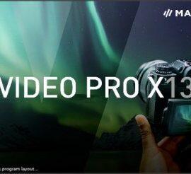 MAGIX Video Pro X13 v19.0.1.103 [WIN]