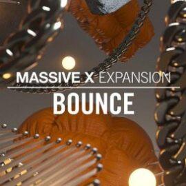 Native Instruments Massive X Expansion: Bounce v1.0.0