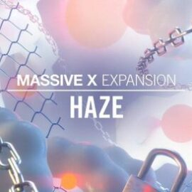 Native Instruments Massive X Expansion: Haze v1.0.0