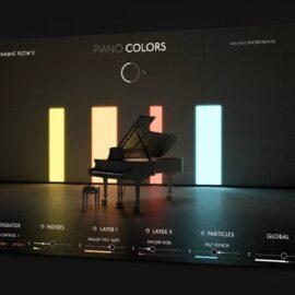 Native Instruments Piano Colors v1.0 KONTAKT