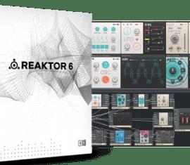 Native Instruments Reaktor 6 v6.4.2 [WIN]