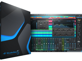 PreSonus Studio One 5 Professional v5.3.0 Incl Patched and Keygen [WIN]