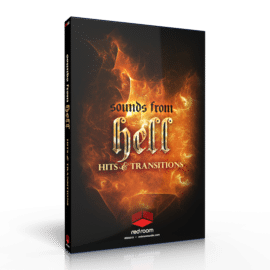 Red Room Audio Sounds From Hell Hits and Transitions KONTAKT