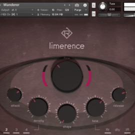 Rigid Audio – Limerence for Kontakt