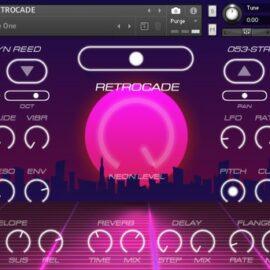 Rigid Audio – Retrocade for Kontakt