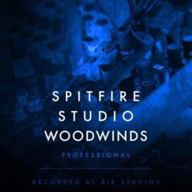 Spitfire Audio Spitfire Studio Woodwinds Professional KONTAKT