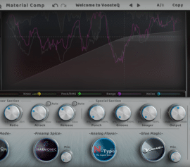 VoosteQ Material Comp v1.5.0e Patched (Mac OS X)