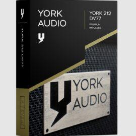 York Audio YORK 212 DV77 (IR Library) [WAV Kemper]