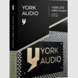 York Audio YORK 212 M65 Cream (IR Library) [WAV Kemper]