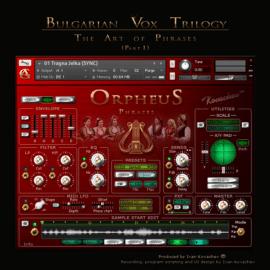 Audiogrocery Orpheus Phrases KONTAKT