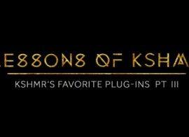 Dharma World Wide KSHMR's Favorite Plug-ins Pt. III TUTORiAL