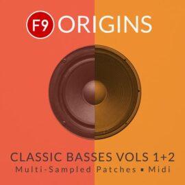 F9 OR Basses Vol 1&2 V. 1.4 for Kontakt
