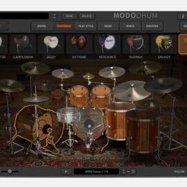 IK Multimedia MODO DRUM v1.1.3 (MacOS)