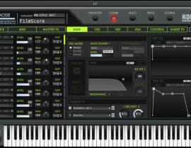 KORG Software M1 v2.2.1 (MacOS)