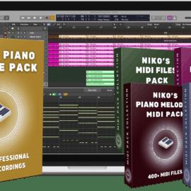 Niko's Piano Sample Pack [NEW]