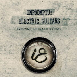 Zero-G Impromptu Electric Guitars KONTAKT