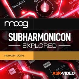 Ask Video Moog Subharmonicon 101 Moog Subharmonicon Explored TUTORiAL