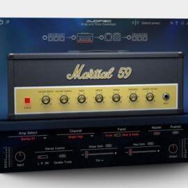 Audified AmpLion 2 Rock Essentials v2.0.0 [WIN]