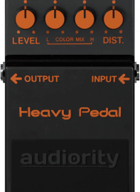 Audiority Heavy Pedal MkII v2.0.3 Incl Patched and Keygen-R2R