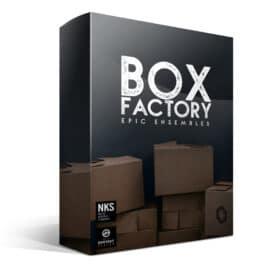 Fracture Sounds Box Factory KONTAKT