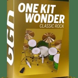 Getgood Drums One Kit Wonder Classic Rock KONTAKT