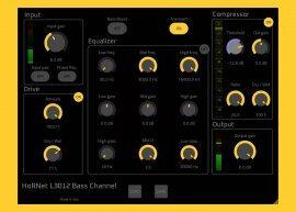 HoRNet L3012 Bass Channel v1.0 [WIN+MAC]