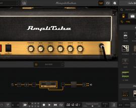 IK Multimedia AmpliTube 5 MAX v5.1.0 [MAC]