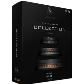 Lfo Audio – Synth Collection [Mac OS X]