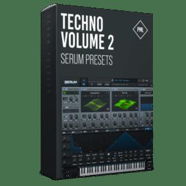 Production Music Live Serum Techno Presets Vol. 2