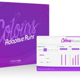 ProjectSAM Colours: Adaptive Runs v1.0.1 KONTAKT