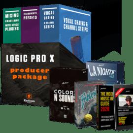 Radium Media Logic Pro Producer Pack MULTiFORMAT