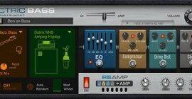 Reason RE Reason Studios Reason Electric Bass v1.0.1 [WIN]