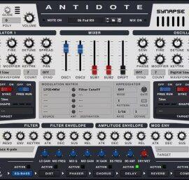 Reason RE Synapse Audio Antidote v1.2.8-R2R