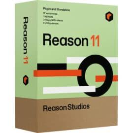 Reason Studios Reason v11.3.9-R2R