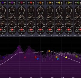 Schaack Audio Technologies AnalogQ v1.2.6 Incl Patched and Keygen-R2R