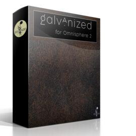 Seed Audio Galvanized for Omnisphere 2