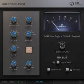 Solid State Logic Native Bus Compressor 2 v1.0.55-R2R