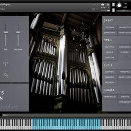 Soniccouture All Saints Organ v1.1 KONTAKT