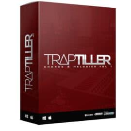 StudioLinked Trap Tiller (Vol 1) Midi & Wav