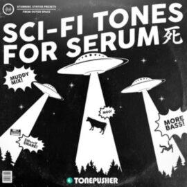 Tonepusher Sci-fi Tones for Serum