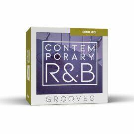Toontrack Midi Packs – Contemporary R&B Grooves