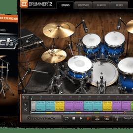 Toontrack Pop/Rock EZX Library Update 155 [WIN+MAC]