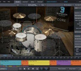 Toontrack Superior Drummer v3.2.5 CE Update [WIN]