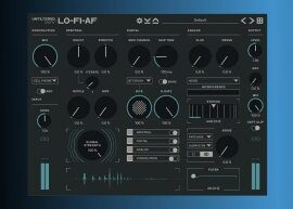 Unfiltered Audio LO-FI-AF v1.0.0 (Mac OS X)