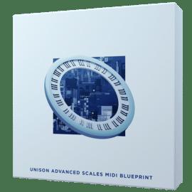 Unison Advanced Scales MIDI Blueprint MiDi