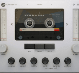 Wavesfactory Cassette v1.0.5 Incl Patched and Keygen-R2R