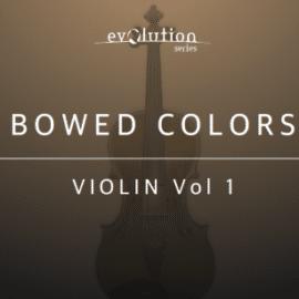 Evolution Series Bowed Colors Violin Vol.1 v1.0 KONTAKT